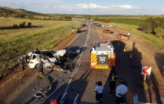 Situation on South Africa's roads is 'insane', says trauma surgeon