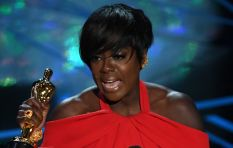 Tearful Viola Davis wins best supporting actress at Oscar's 2017