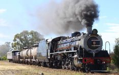 Go old school and take a steam train ride through the beautiful Boland