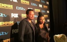 'Empire's' Terrence Howard talks to Anele about his Mandela role