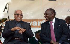 'Judgment pits President Zuma against Deputy President Cyril Ramaphosa'