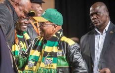 """ANC Policy Conference more muted that usual, songs sounded choreographed"""