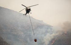 Officials to probe cause of #JonkershoekFire