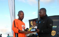 Ben Mashao inspires young people through sport