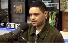 [WATCH] Trevor Noah talking about toxic masculinity, goes viral