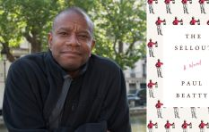 Award-winning American author, Paul Beatty is in town for the Open Book Festival