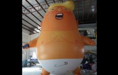 'Trump baby' blimp gets the green light for US president's UK visit