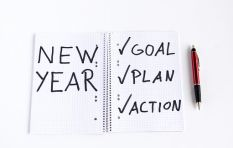 Drop the word resolution & focus on your intentions in 2019 -Yasmeen Engelbrecht