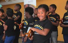 Cape Philharmonic Orchestra uplifting young talent