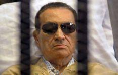 Ex-Egyptian President a free man
