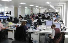 South Africans don't like working in open plan offices, survey reveals