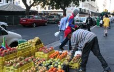 Informal traders confused about lockdown regulations