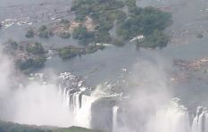 Is southern Africa drought drying up Victoria Falls?
