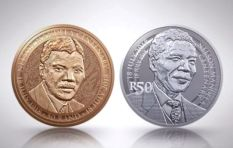 'No R10 coin yet. But it'll be smaller than the R5 when it comes'