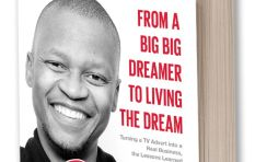 Vuyo the BIG Dreamer is up to something new...