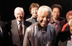 The Elders to celebrate Mandela Day walking in Cape Town