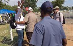 VIDEO: 'Heavy-handed' Nasrec security assault Sanef's Sam Mkokeli