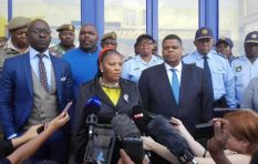 Mapisa-Nqakula on army deployment to Alex, Makhanya on Zulu King, Shoes tributes