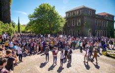 Protesters regroup at UCT, while some lectures continue