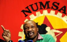 Numsa to embark on a strike over the president's announcement to unbundle Eskom