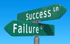 Failure is a must - Dr Schomer