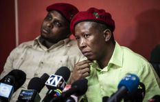 'The EFF seems to be trying to find scapegoats'