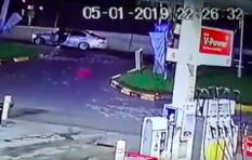 [WATCH] Sandton hijackers foiled by quick-witted driver