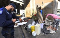 City of CT flooded with complaints about homeless people - JP Smith