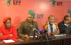 EFF and Contralesa on the same page in land debate  - report