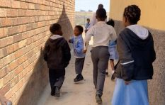 Pupils forced to relieve themselves in the bushes in drought-stricken Makhanda