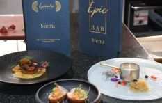 Food Feature:  Epicure Restaurant offers a Pan African experience