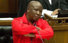 #SONA2015: Julius Malema reveals his intentions