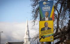 'Polls are showing there really is no threat to the DA in Western Cape'