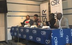 [LISTEN] CSIR has plans to reduce unemployment through industrial development