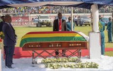 Robert Mugabe's body won't be burried any time soon, family confirms