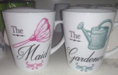 Pick n Pay tone deaf 'maids' and 'gardeners' mugs pulled from shelves
