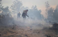 Black Hawk chopper to assist George as fire destroys over 90 000 hectares