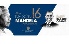 [WATCH LIVE] Barack Obama delivers Nelson Mandela lecture