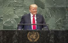 [WATCH] The world literally laughs at Donald Trump