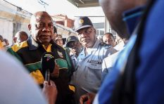 'Its not good enough to say you just found out that SA trains are never on time'
