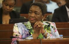 Bathabile Dlamini finally makes Parly  appearance (after missing two meetings)