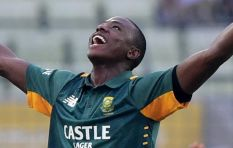 Cricket star Kagiso Rabada sponsors equipment to 2500 deserving young people