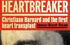 Book on Christiaan Barnard looks at work before world first heart transplant