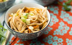 Like Chinese food? It's easy to make chicken chow mein!