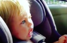 [WATCH] Hilarious baby refuses to saying anything other than 'Dada'