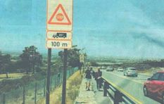 CT motorists call for clarity over 'confusing' Ou Kaapse Weg signage