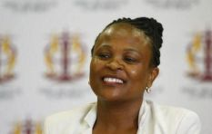 Mkhwebane wants Speaker Thandi Modise to put on ice process to have her removed