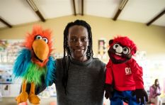 Puppets teach children to recognize signs of abuse