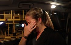 Cindy Poluta's emotional first drive to work without Alfred