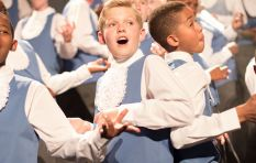 Drakensberg Boys choir are champions at World Choir Games in scenic pop category
